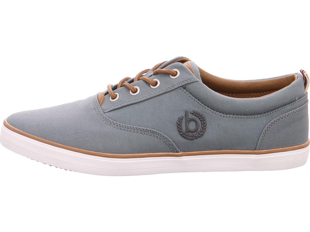 Billig gute Qualität Bugatti Herren grau  Textilschuhe grau Herren 5a0c81
