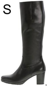 Grandes zapatos con descuento Gabor Damen  Stiefel schwarz