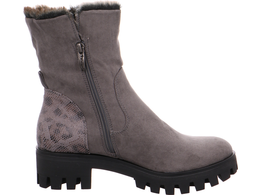Boots Da Tamaris Boot Ladies Grigio SUxTxt