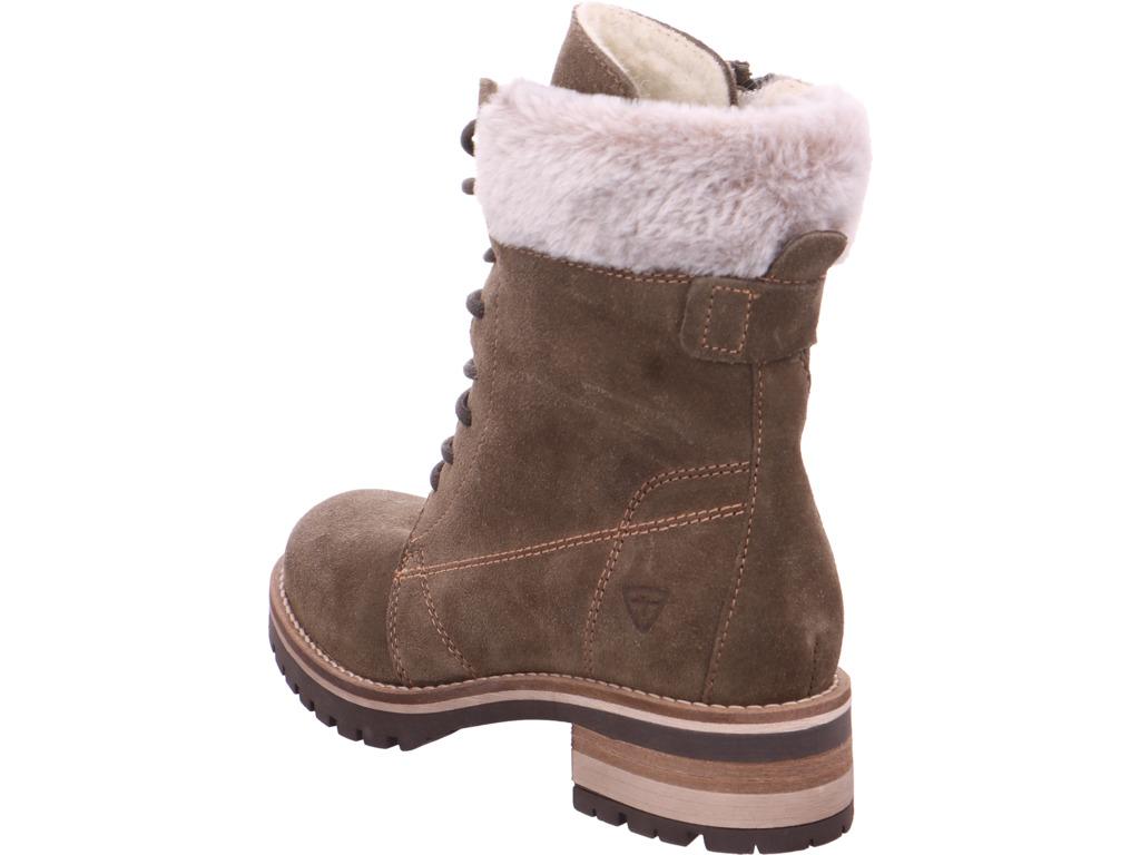 Da Boot Boots Tamaris Verde Ladies UwqE4tfC5