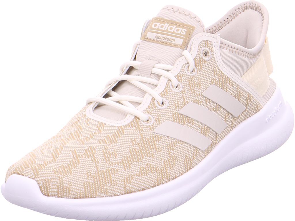 Adidas Damen CF QTFLEX W Turnschuhe weiß