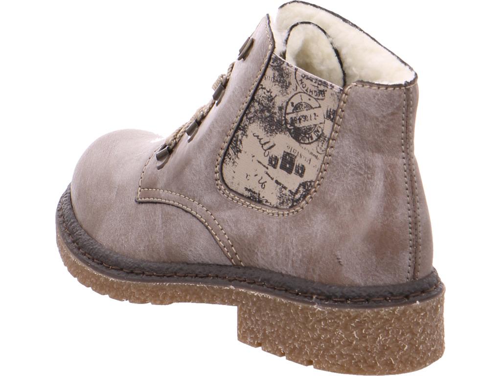Rieker Damen Winter Stiefel Boots Stiefelette warm Schnürer ZIWsm