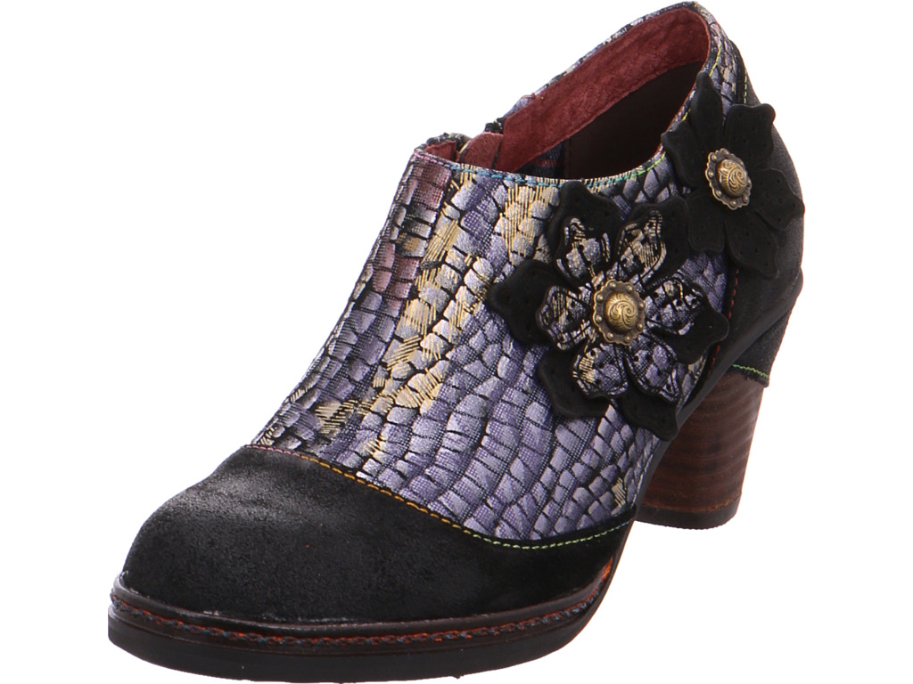 Zapatos de mujer baratos zapatos de mujer Descuento por tiempo limitado Estelle International Damen NV Slipper schwarz