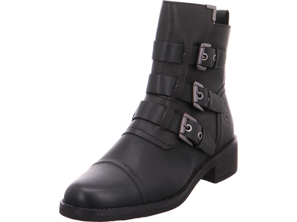 Zapatos especiales con descuento Bugatti Damen  Stiefel schwarz
