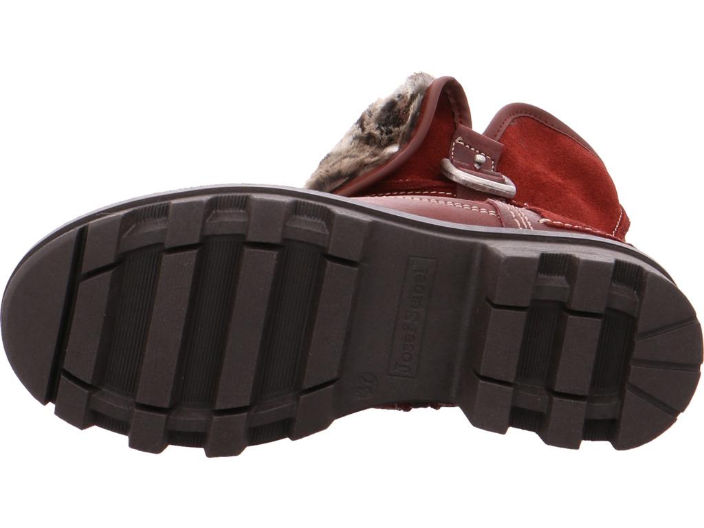 Seibel señora marylin 11 botas rojo