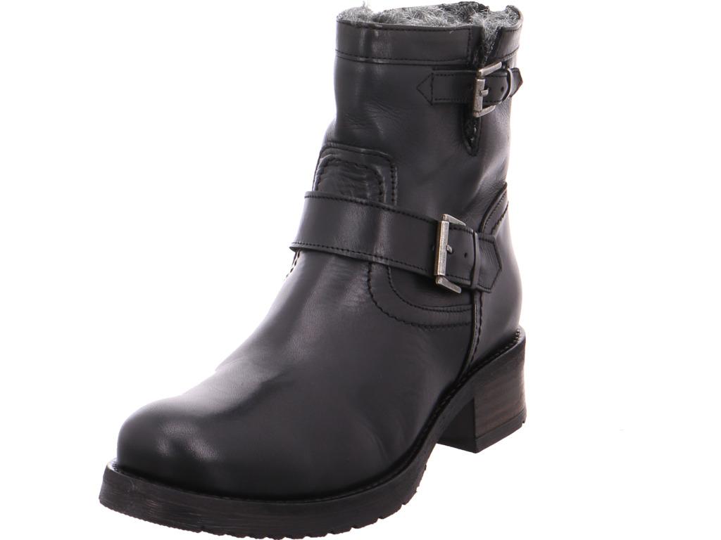 BUFFALO Damen SAUVAGE PRETO 01 Stiefel schwarz  | Queensland