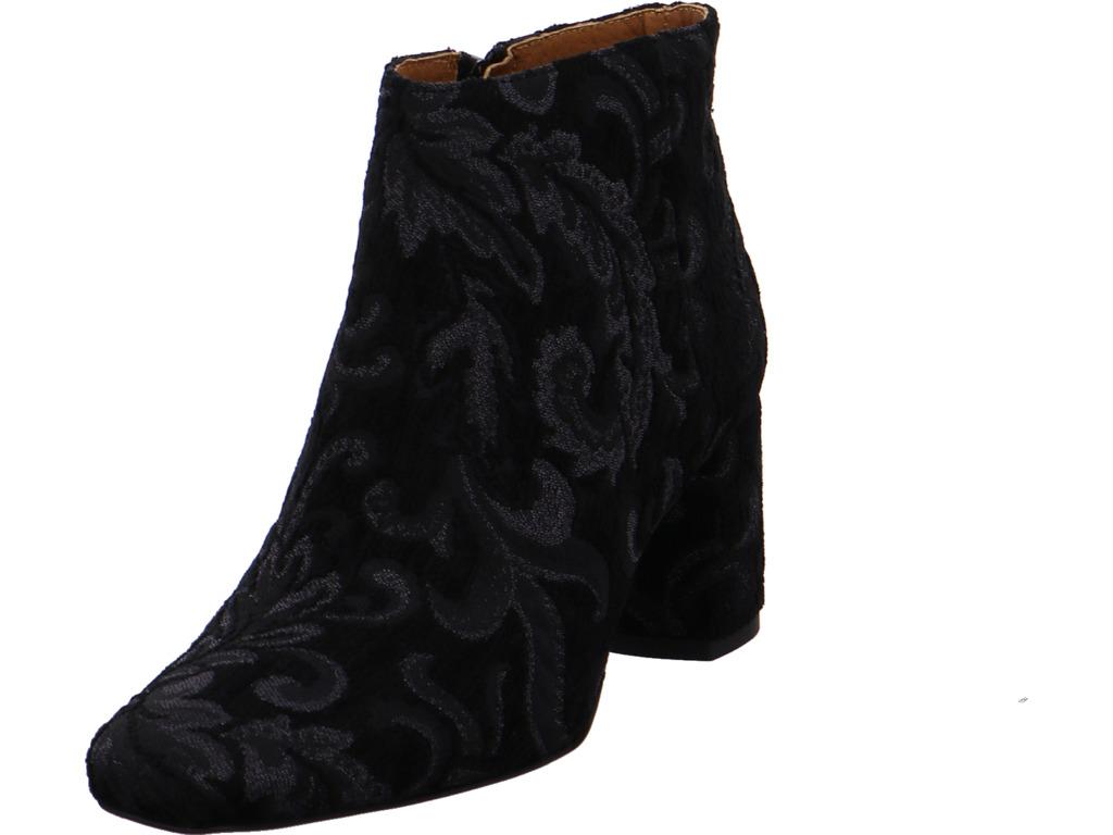 Grandes zapatos con descuento cafenoir Damen  Stiefel schwarz