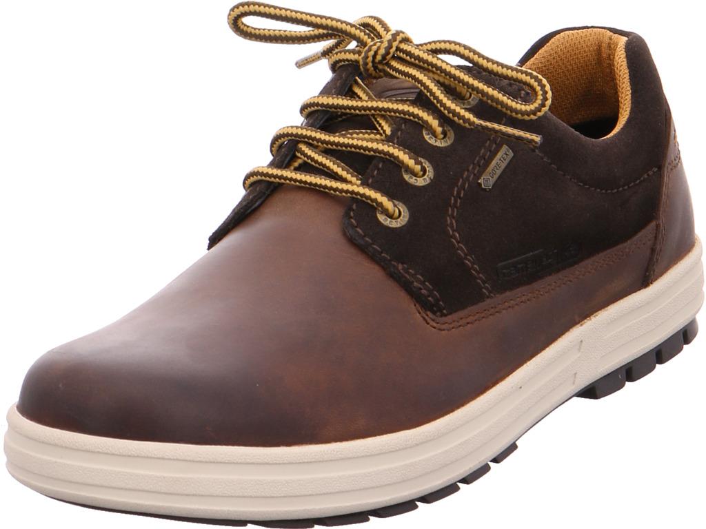 Scarpe casual da uomo  CAMEL Active Uomo Laponia GTX 11 mezza scarpa marrone