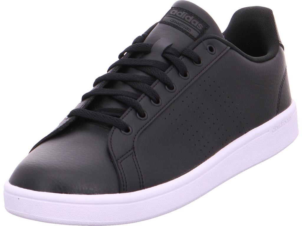 Details zu Adidas Herren CLOUDFOAM ADVANTAGE CLEAN Sneaker schwarz