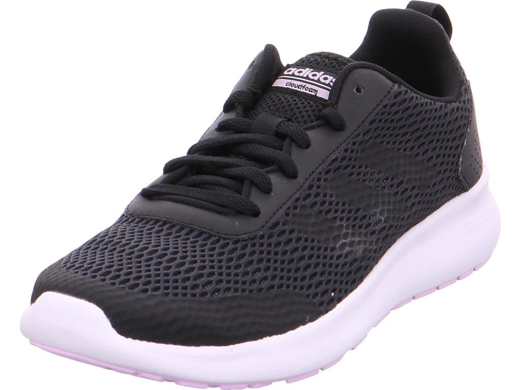 Details zu Adidas ELEMENT RACE Sneaker schwarz