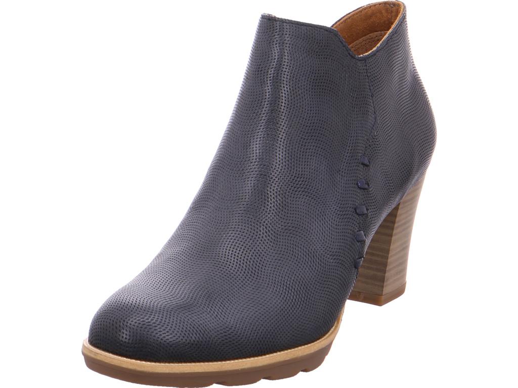 Dado que Tamaris. - botas botas azul
