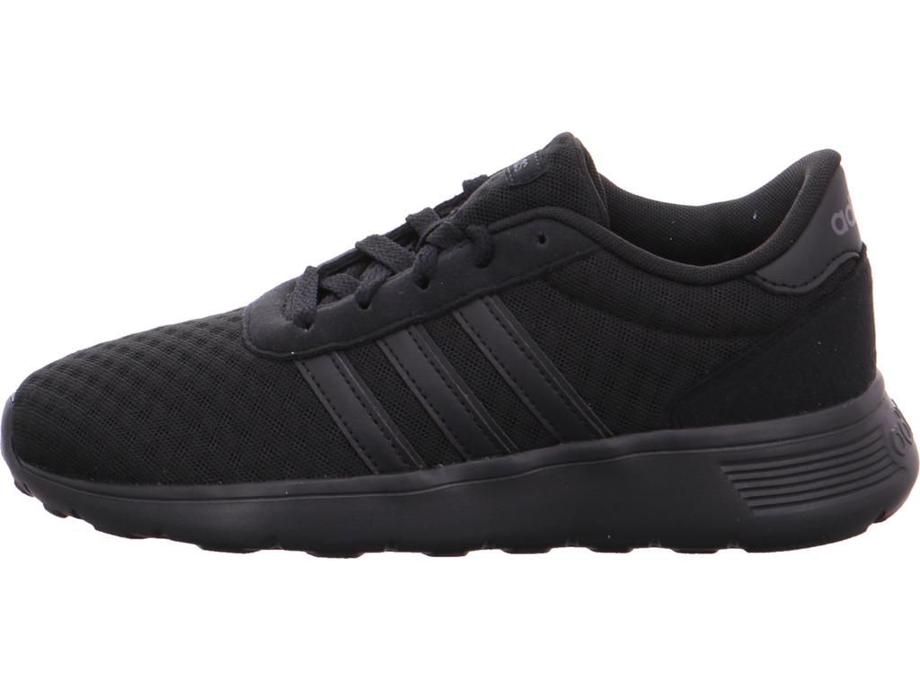 ADIDAS DAMEN LITE RACER W Sneaker schwarz EUR 53,35